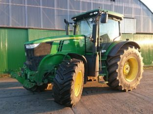 John deere 7230 R Command Quad