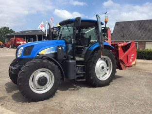 New Holland TSA 115 EC DELTA