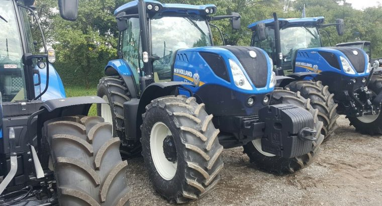 New Holland T7.165 S NOVO