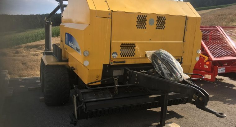 Rolo Balirka New Holland BR6090 Combi