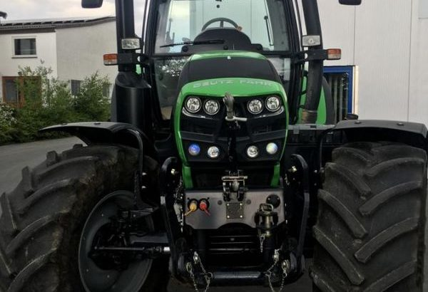 Deutz-Fahr Agrotron 6180 C-Shift