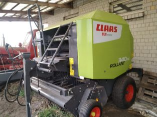 Balirka Claas Rollant 340 RC DEMO