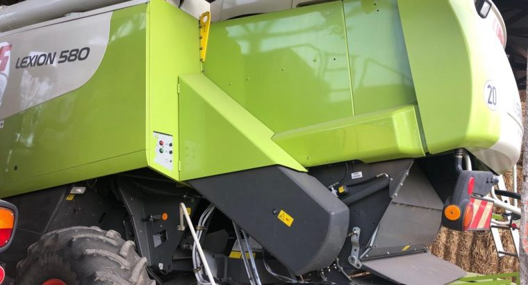 Claas Lexion 580 top stanje