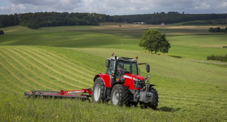 Massey Ferguson 6700 S i MF 6700 Global