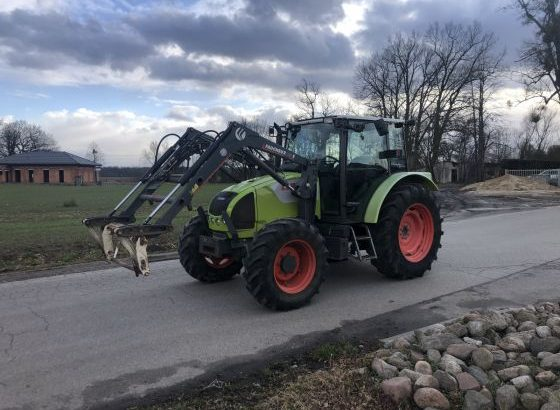 Claas Celtis 436 Plus