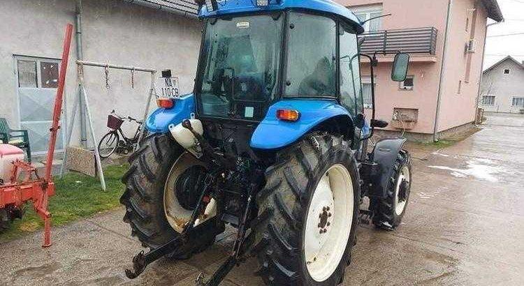 New Holland TD5050