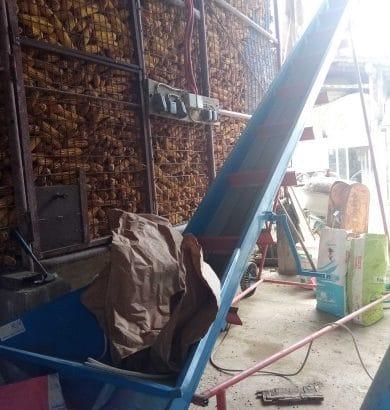 Elevator traka za kukuruz