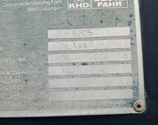 Deutz Fahr M 36.10